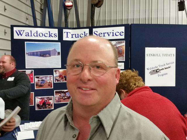 Ron Waldock